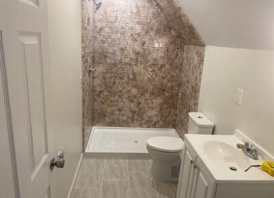 bathroom remodel in Anderson, South Carolina