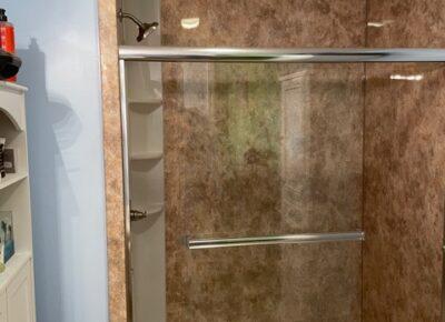 New Shower Installation in Pickens, SC